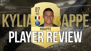 FIFA 19 - MBAPPE (87) PLAYER REVIEW