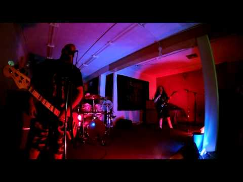 All  You Fear and The Ravage of Time Live at the Mayhem Music Studios August 9th 2013