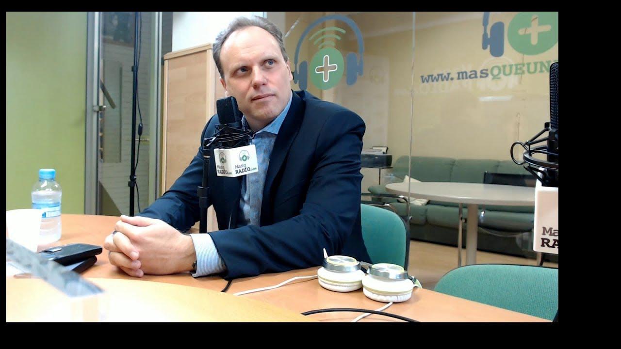 DANIEL LACALLE. MAS QUE UNA RADIO