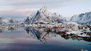 YouTube Video wgX4vjsfeIg for Product Nikon NIKKOR Z 24-70mm F/2.8 S Lens by Company Nikon in Industry Lenses
