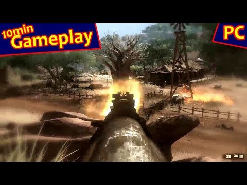 Gameplay de Far Cry 2: Fortune's Edition