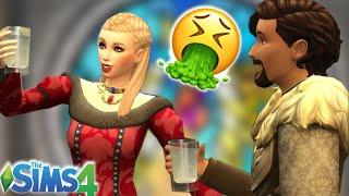 BİZİ ZEHİRLEDİLER ! (The Sims 4 Fenomen Hayatı #27)