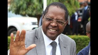 Martin Wambora survives again