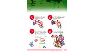 Magformers Forest Booklet