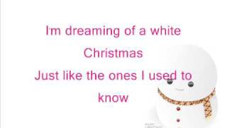 taylor swift white christmas lyrics - Im Dreaming Of A White Christmas Lyrics
