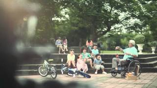 Iklan Diabetes Novo Nordisk Park 30s