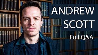 Andrew Scott | Full Q&A | Oxford Union