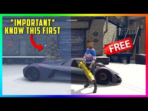 GTA 5 Online - NEW UPDATE! Snow Is Gone FOREVER, FREE Gift Details, NEW Vehicle Info & MORE! (GTA 5)