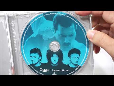 퀸 베스트앨범 CD 플래티넘 컬렉션 - Queen Greatest Hits(그레이티스트 히트)