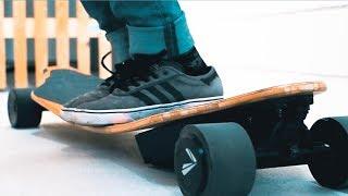 Really BOUNCY 45 KMH Electric Skateboard