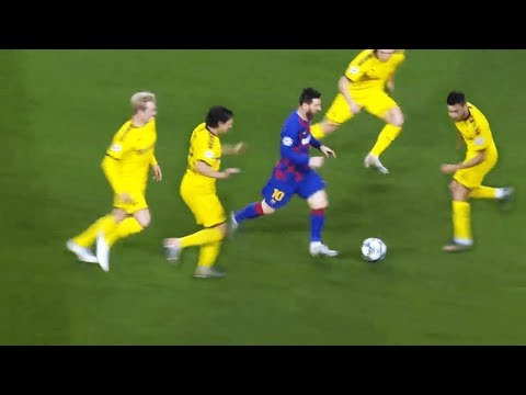 Incredible Dribbling Skills in Football 2019/20
