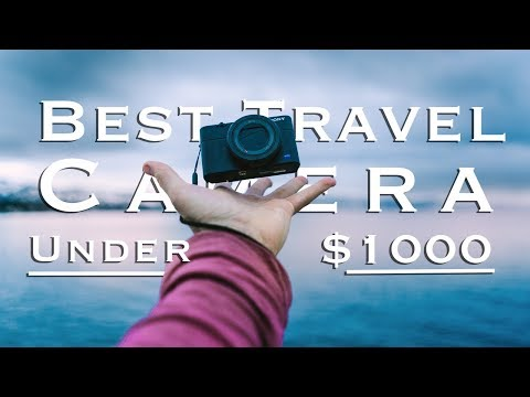 BEST TRAVEL CAMERA Under $1000 | Sony RX100V Minimalist Camera Review & Tips