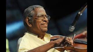 MS Gopalakrishnan- Nanu Palimpa-Mohanam-Adi-Thyagaraja- Violin