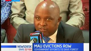 NASA MPs slam Murkomen for 'dragging' Raila into Mau forest row