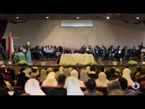 Pe Amedeo Cencini - CRB Paraná 2017 - Conferência VIII