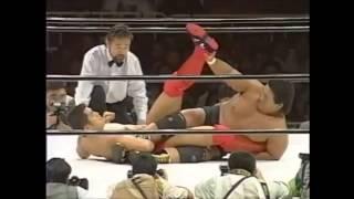 Bushido  Takada VS Genichiro Tenryu  Part 1