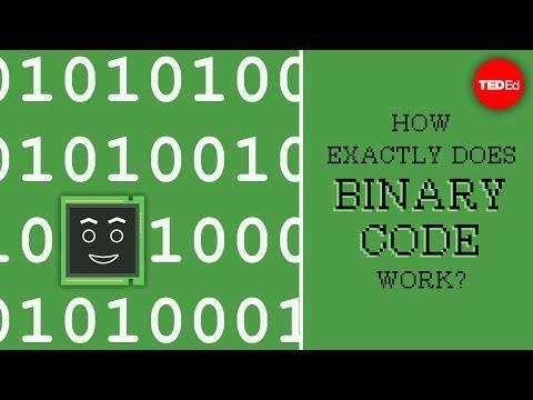 How exactly does binary code work? – José Américo N L F de Freitas