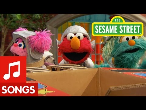 Sesame Street: Elmo's Outer Space Song!