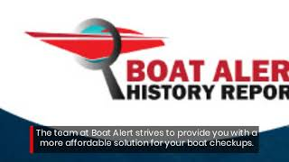 Lookup a Boat VIN Check by HIN Number at Boat-Alert.com