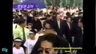 Michael Jackson - Korea 1999