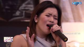 Angeline Quinto - Kunin Mo Na Ang Lahat Sa Akin Live Performance (LETTERS AND MUSIC)