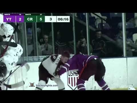 Brendan Fitzgerald vs. Michael Rubin