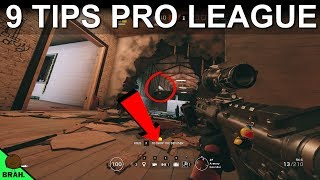 9 Tips From The Six Invitational NA Qualification Final - Rainbow Six Siege Year 3