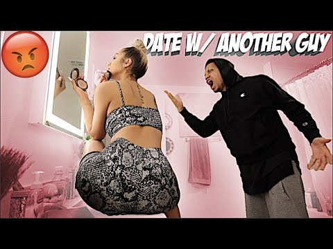 GOING ON DATE W/ ANOTHER GUY PRANK ON EX-BOYFRIEND!