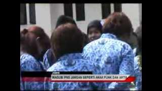 preview picture of video 'PEGAWAI NEGERI SEPERTI ANAK PUNK DAN ARTIS, Sekitar Jambi Jek Tv'