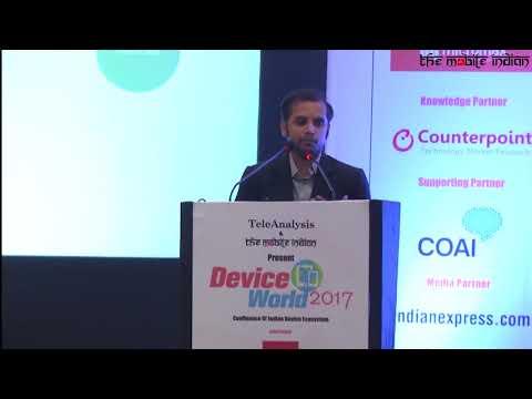 Device World 2017: Indian mobile landscape