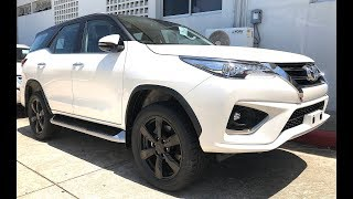 2018 Toyota Fortuner SUV the most popular affordable SUV