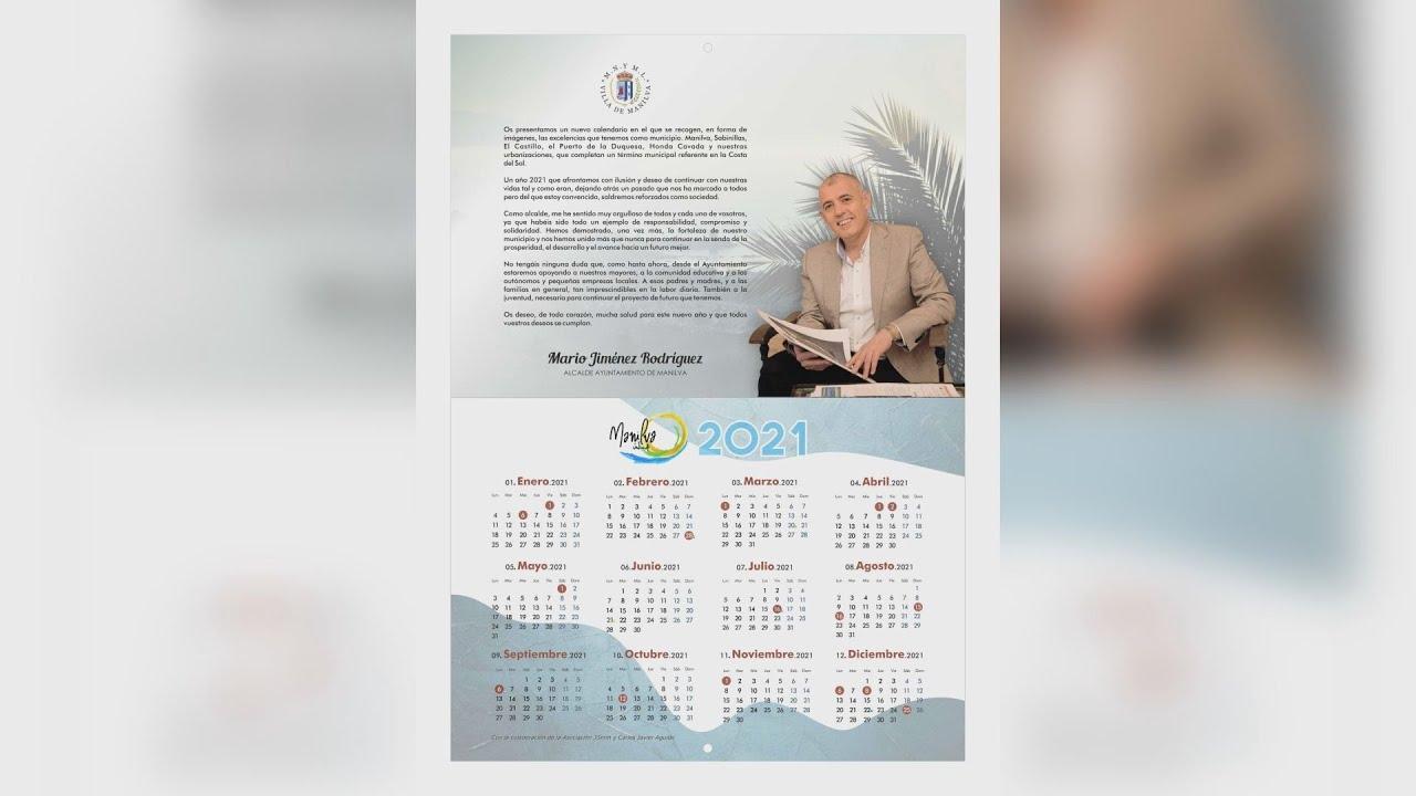 El ayuntamiento elabora un nuevo calendario