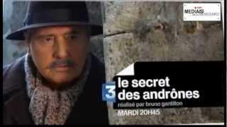 Bande annonce Commissaire Laviolette Le secret des andrônes