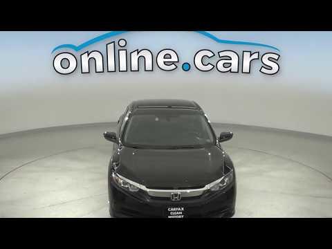 Pre-Owned 2016 Honda Civic LX