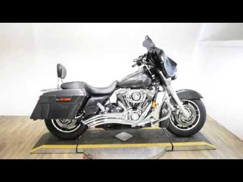 2007 Harley-Davidson FLHX STREET GLIDE in Wauconda, Illinois - Video 1