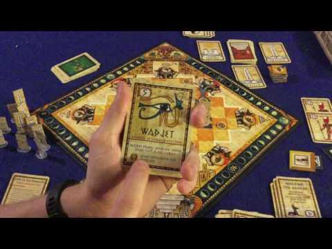 Bower's Game Corner: Heir To The Pharoah Review