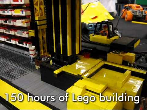 The  Amazing LEGO Factory Builds By Itself Just Fine, Thank You