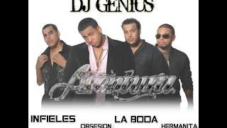 Infieles - Obsesión - La Boda - Hermanita! Aventura (Remix Dj Genius)