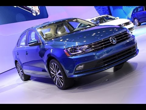2015 VW Jetta Preview: 2014 New York Auto Show