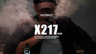 VOOPOO X217 TC Box MOD - BuyBest
