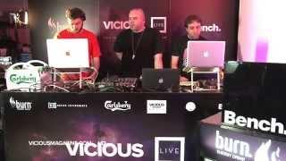 GABRIEL D'OR & BORDOY @ VICIOUS LIVE with CARLO LIO
