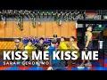 KISS ME KISS ME by Sarah Geronimo Zumba Pinoy Pop Kramer Pastrana