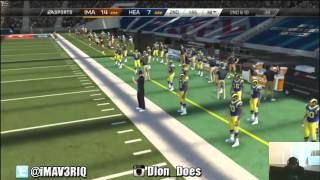 Madden 25 Ultimate Team: ITS THAT SERIOUS? | Madden 25 Gameplay | iMAV3RIQ