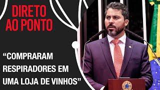 Covidão: Marcos Rogério enumera escândalos graves dos Estados