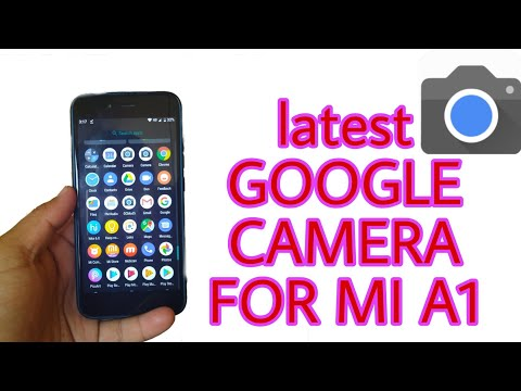 Mi A1 | Easiest Way to Install Google Camera | No root