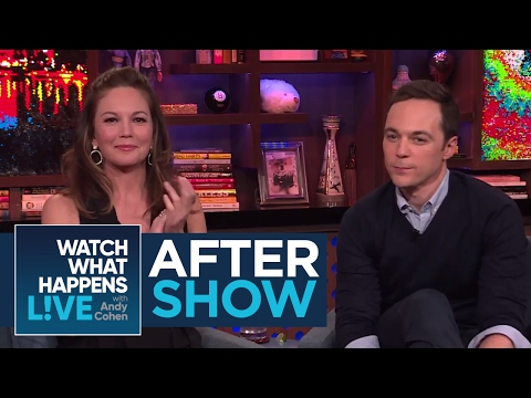 After Show: Diane Lane On Dating Jon Bon Jovi | WWHL