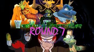 Worst Villain Tournament Ever Round 7: Preparing For The Purge