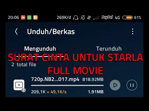 Link download film surat cinta untuk starla 2017  full movie