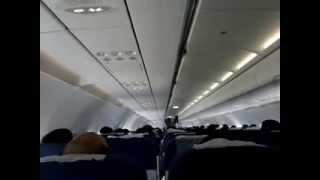 preview picture of video 'flight Lahore to Tashkent'