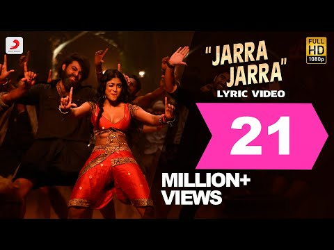 Valmiki Jarra Jarra Telugu Lyric